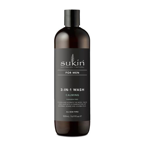 Sukin 3-In-1 Calming body wash