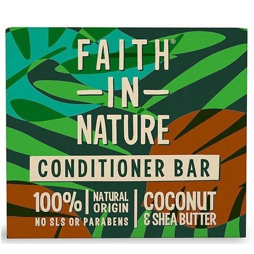 Faith In Nature Coconut Shea Conditioner Bar