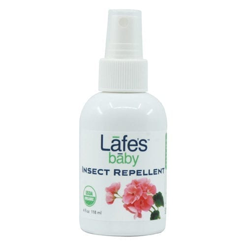 Lafes organic baby mosquito repellent