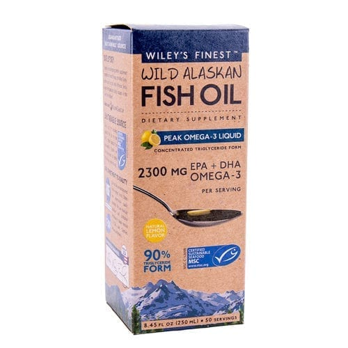 Wiley's Finest Peak EPA Liquid