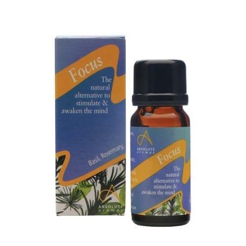 Absolute Aromas Focus Aromatherapy blend