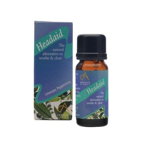 Absolute Aromas Headaid Aromatherapy blend