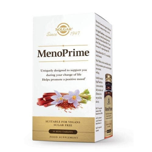 Solgar MenoPrime 30 tablets