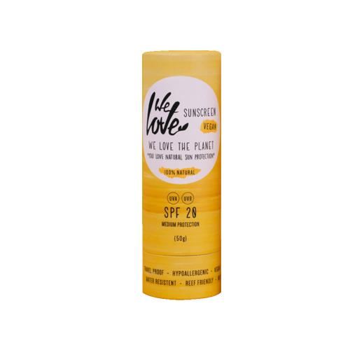 We love sunscreen SPF 20 50g