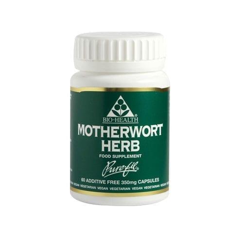 Bio-Health Motherwort 60 capsules