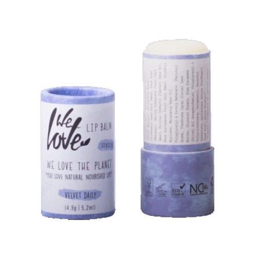 We love lip balm velvet daily