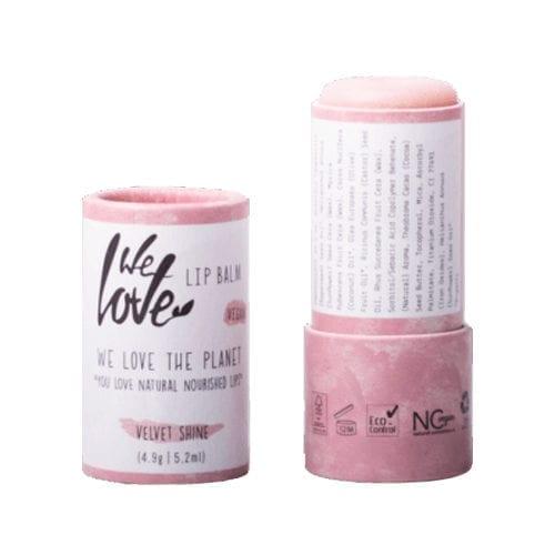 We love lip balm velvet shine