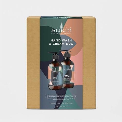 Sukin Hand Wash Duo