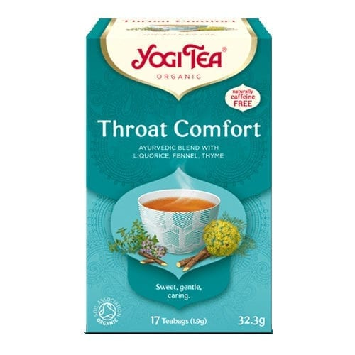 View Our Throat Care Range