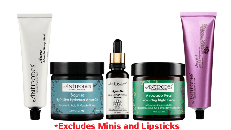 Antipodes offer