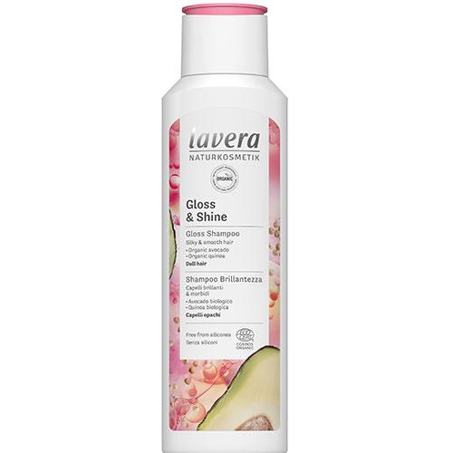 Lavera Gloss & Shine Shampoo 250ml