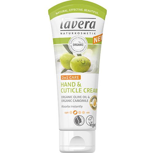 Lavera Hand And Cuticle Cream 75ml