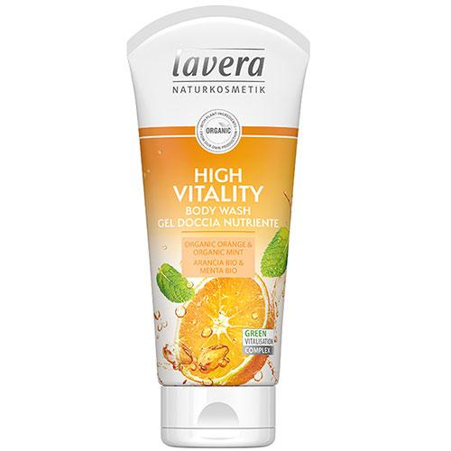 Lavera High Vitality body wash 200ml