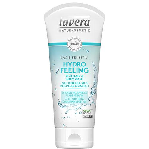 Lavera Hydro Feeling Hair and Body wash 200ml