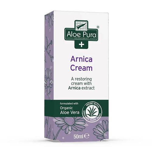 Aloe Pura Arnica Cream 50ml