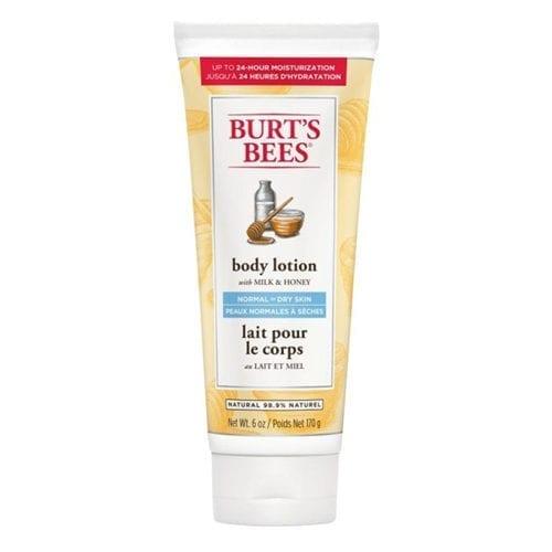Burts Bees Milk And Honey Body Lotion