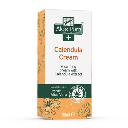 Aloe Pura Calendula Cream 50ml