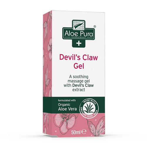 Aloe Pura Devil's Claw gel
