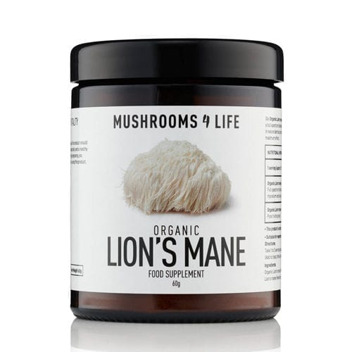 Mushroom 4 life Lion's Mane powder