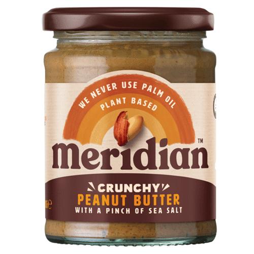 Peanut butter crunchy with a pinch of salt 280g