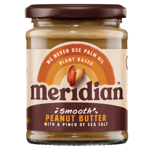Smooth Peanut Butter with a pinch of salt 280g