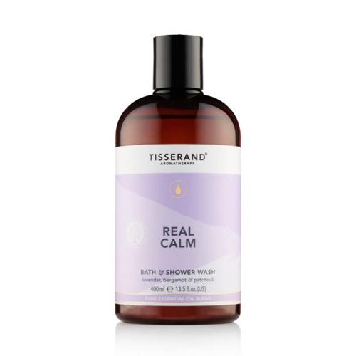 Tisserand Real Calm Bath & Shower wash 400ml