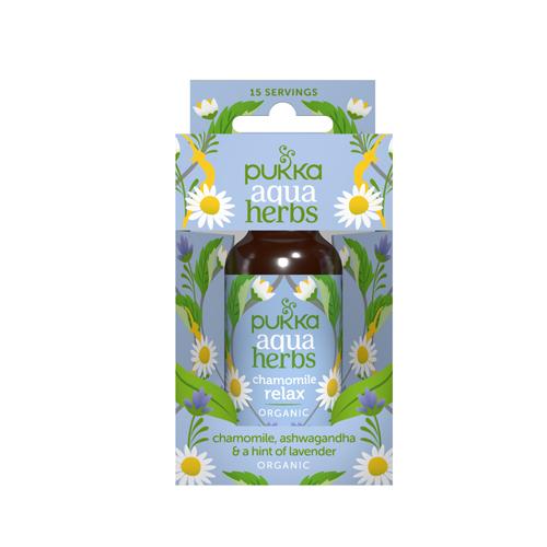 Pukka Aqua Herbs Chamomile Relax 30ml