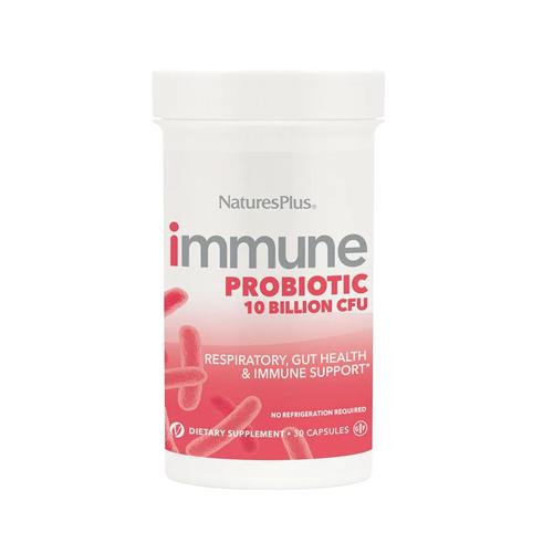 Natures Plus Immune Probiotic 30 capsules