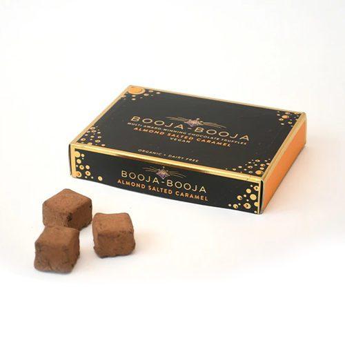 Booja Booja Almond Salted Caramel Truffles 8