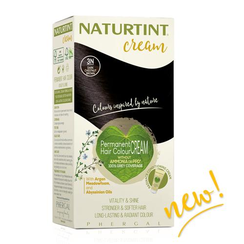 Naturtint Cream 3N hair colour
