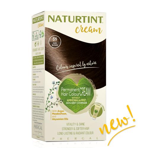 Naturtint Cream 6N hair colour
