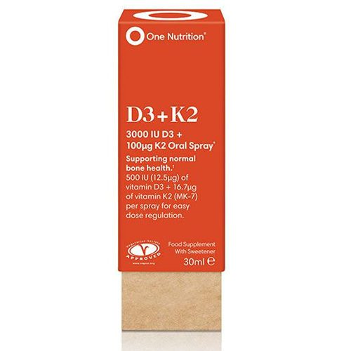 One Nutrition D3 and K2 30ml