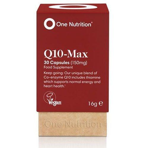 one nutrition Q10-Max 30 capsules