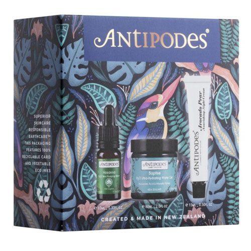 Antipodes Fresh Skin Favourites Gift Set