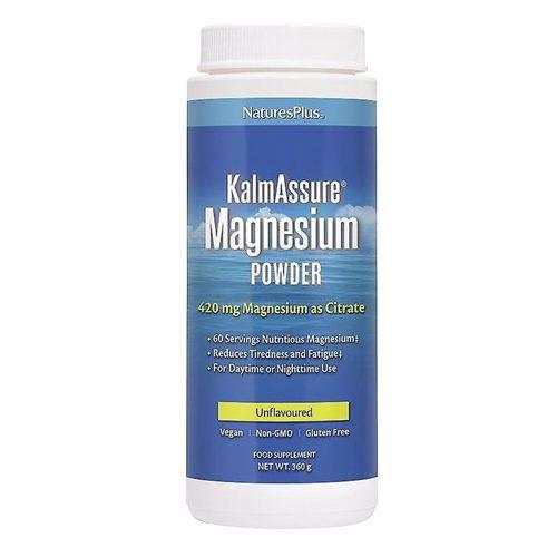 Natures Plus KalmAssure Unflavoured Magnesium Powder