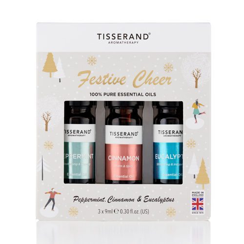 Tisserand Festive Cheer set