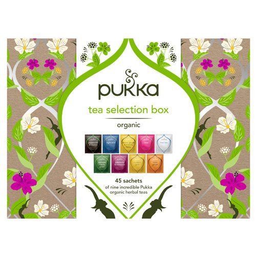 View Our Pukka Tea Range